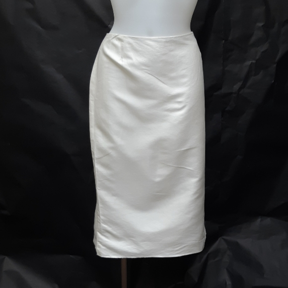 Escada Dresses & Skirts - Escada Silk and Cotton Skirt Size 22